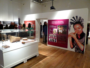Travelling Exhibition at the Great North Museum, Newcastle upon Tyne